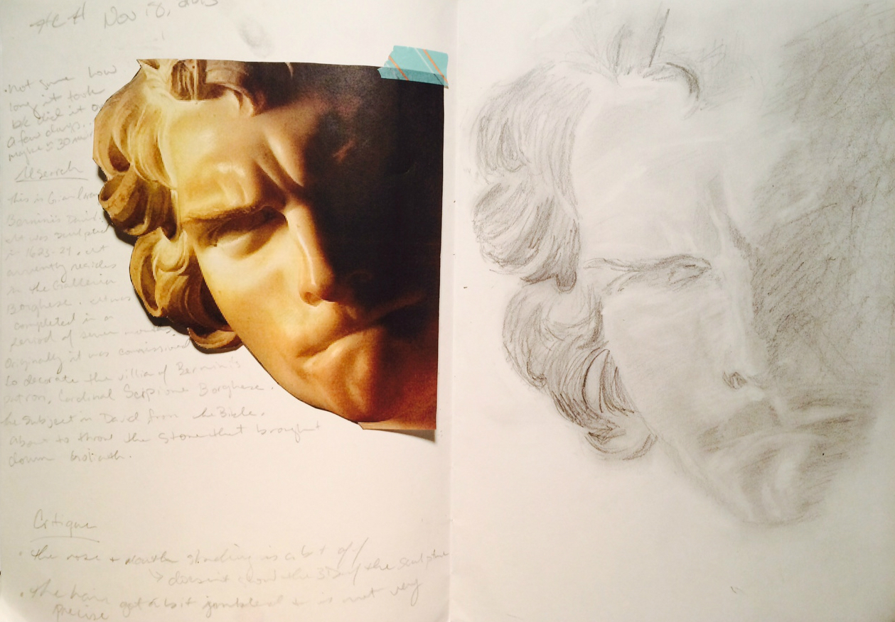 10th Bernini Copy HH