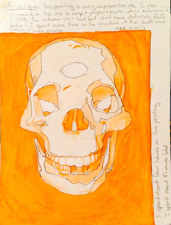 9th Planar Skull MBH