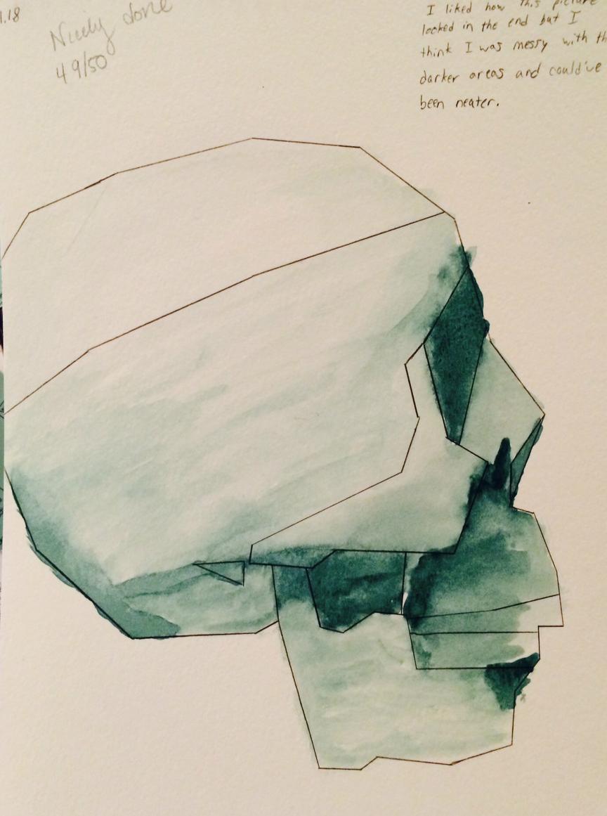 9th Planar Skull Profile