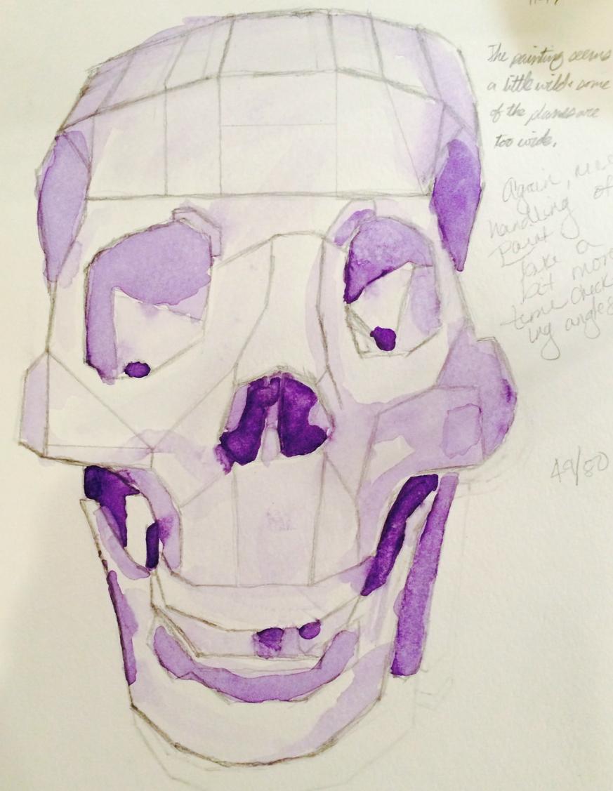 9th Planar Skull
