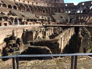 Day 7:  The Roman Coloseum