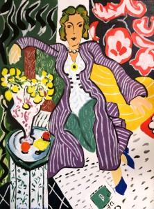 Julianne Jorgensen, after Matisse